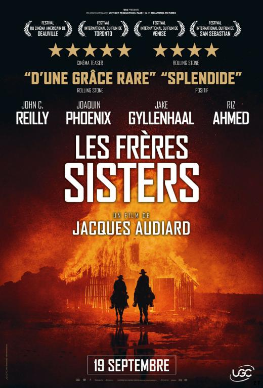 Les Frères Sisters FRENCH DVDRiP 2019