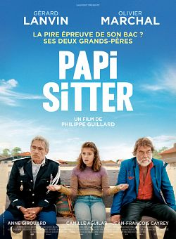 Papi-Sitter FRENCH WEBRIP 2020