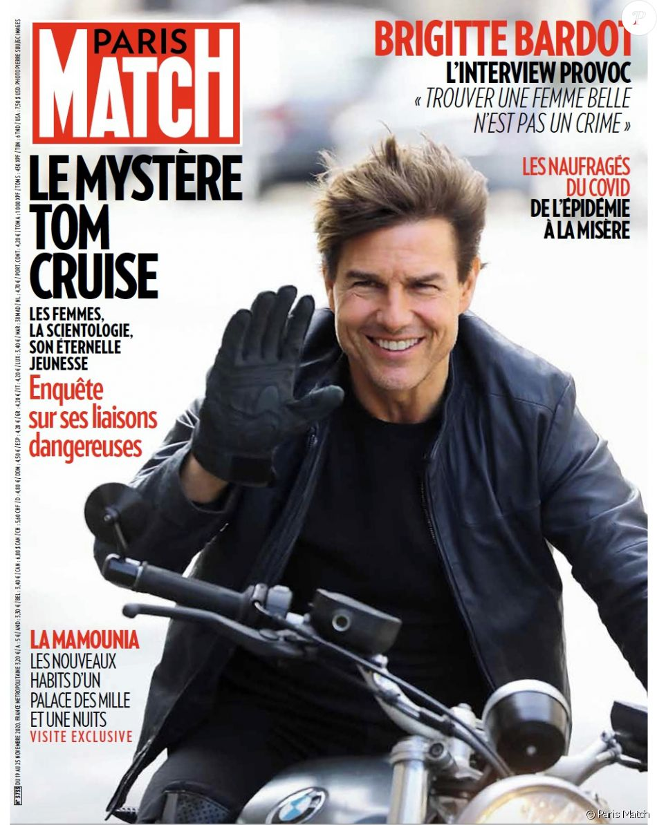 Paris Match - 19 Novembre 2020