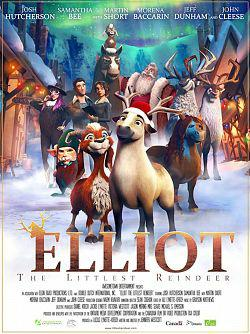 Elliot: The Littlest Reindeer FRENCH BluRay 1080p 2018