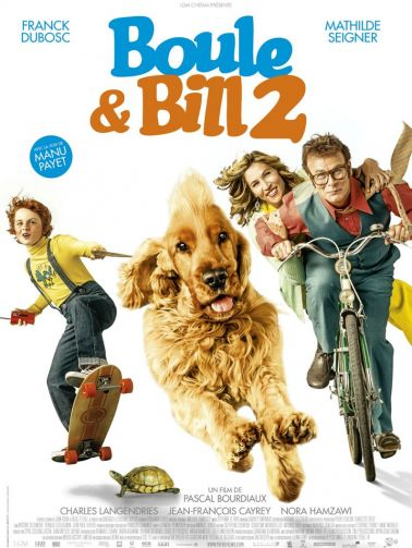 Boule & Bill 2 FRENCH DVDRIP 2017
