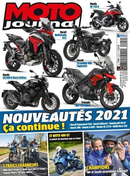 Moto Journal - 19 Novembre 2020